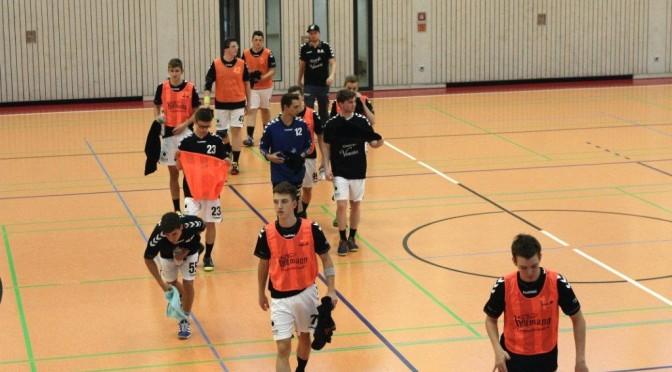 Erster Punkt in der Landesliga