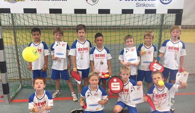 F Jugend – Erfolgreiches Turnier in Kronau