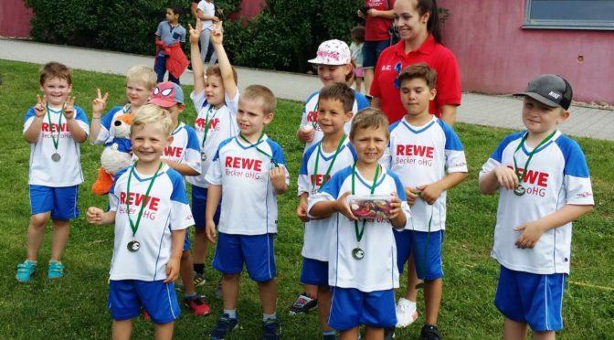 erfolgreich beim Turnier in Eggenstein