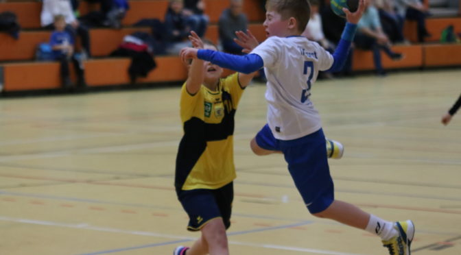 E1-Jugend: verteidigt Tabellennführug