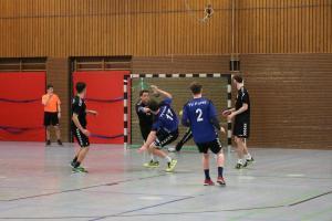 17-03-2018 SG Heidelsheim Helmsheim - TV Forst 2